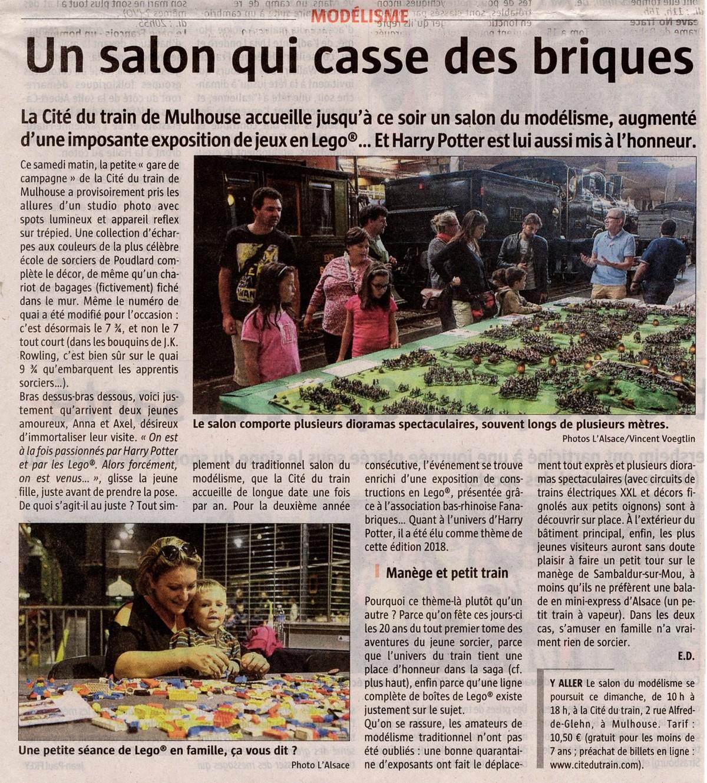 2018 09 23 L'Alsace un salon qui casse des briques