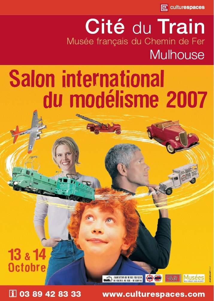 Affiche salon 2007