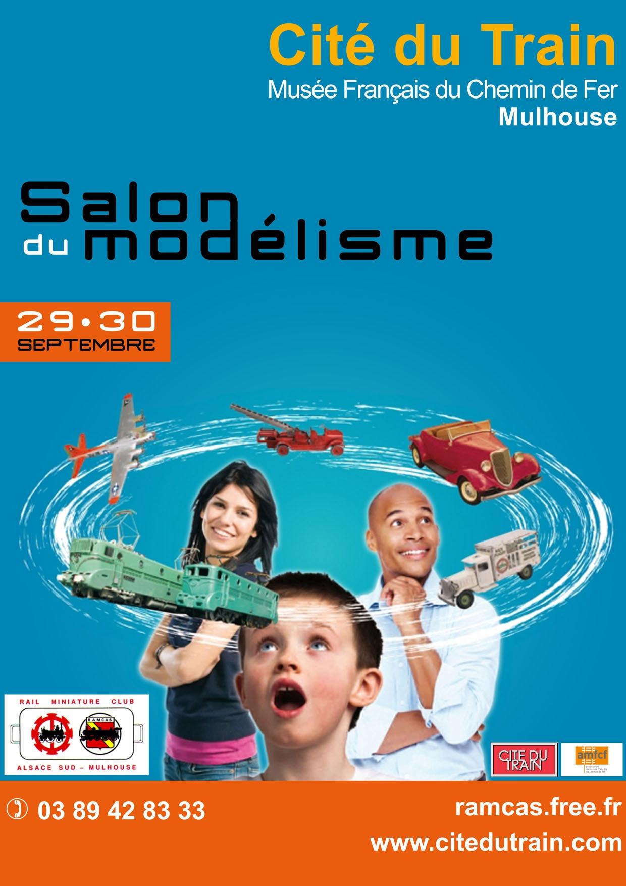 Affiche salon 2012