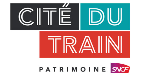 Logo cite du train patrimoine sncf