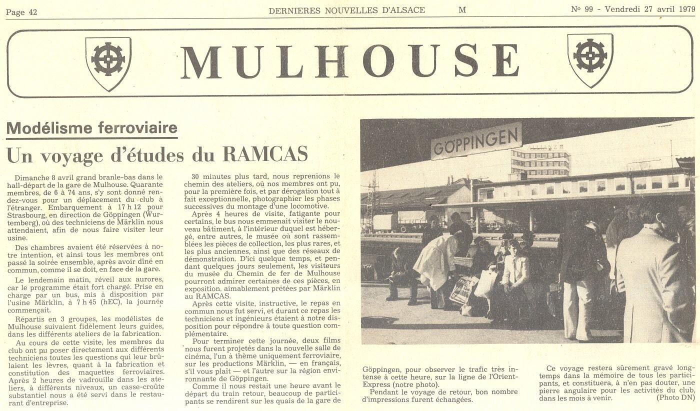 Vendredi 27 avril 1979